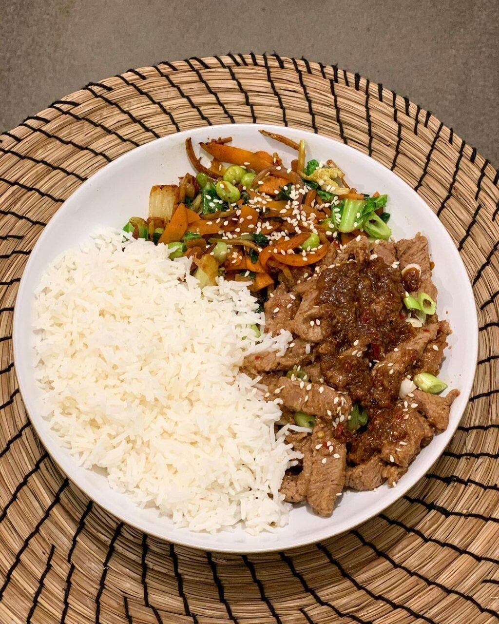 Don't know about you, but we love beef bulgogi. We ...